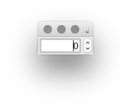 JFrame-Fenster mit JSpinner