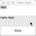Hallo Welt